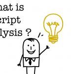 What is Script Analysis?