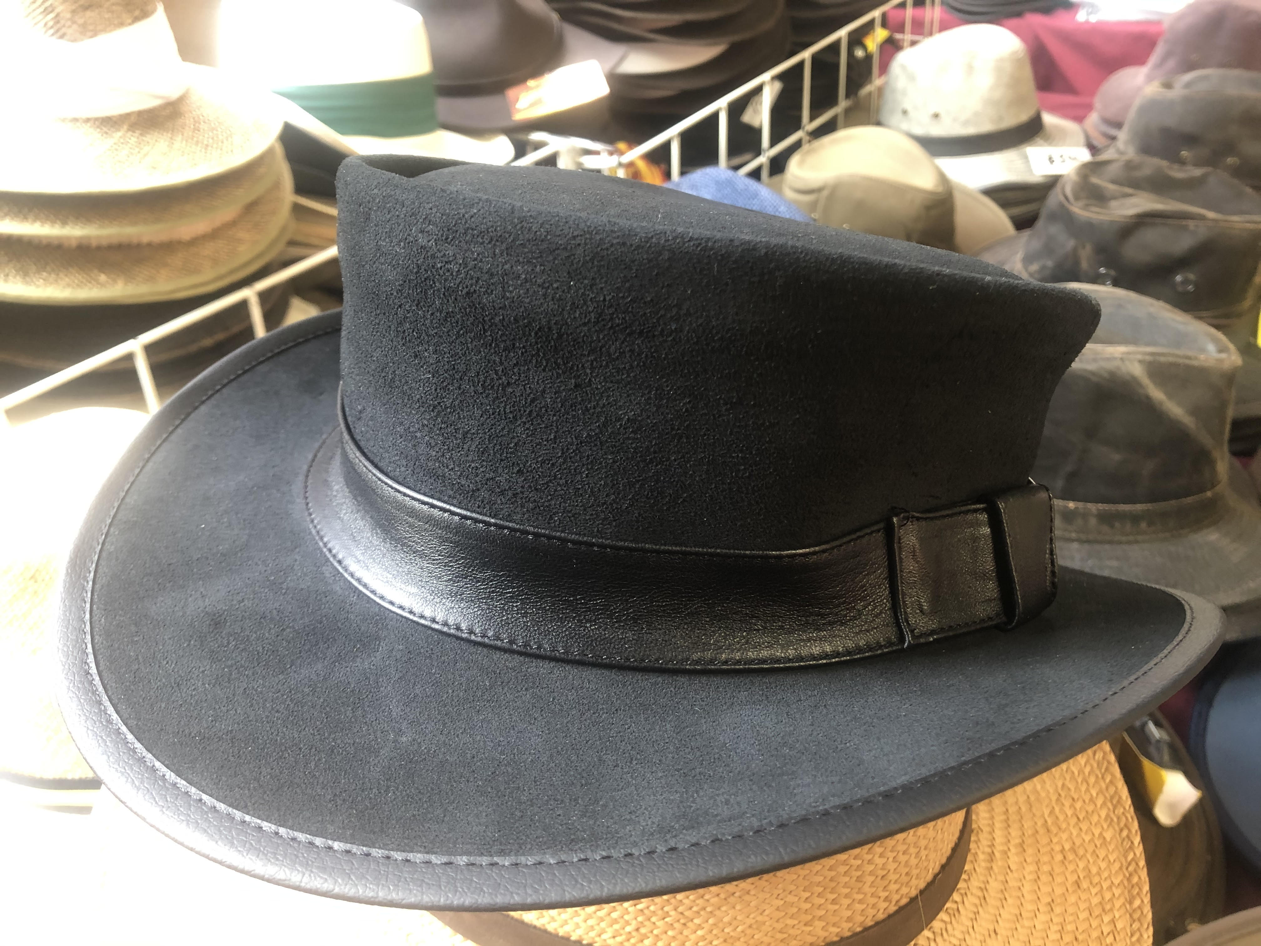 Unique screenwriting explained using this hat.
