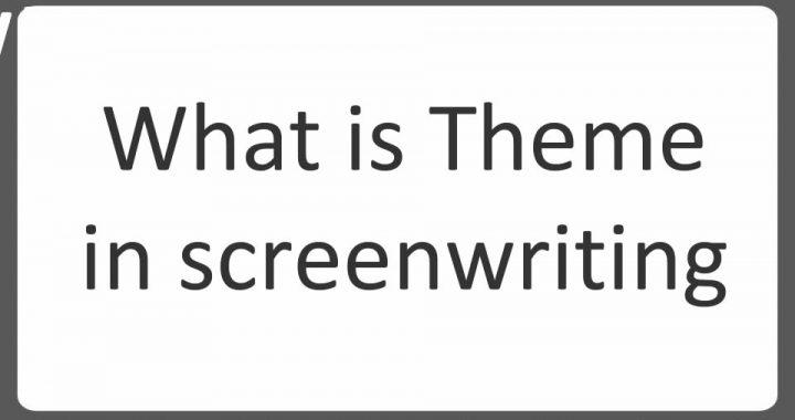 Theme in screenwriting